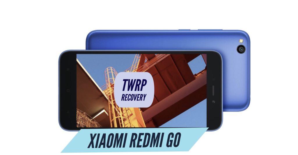 TWRP Xiaomi Redmi Go