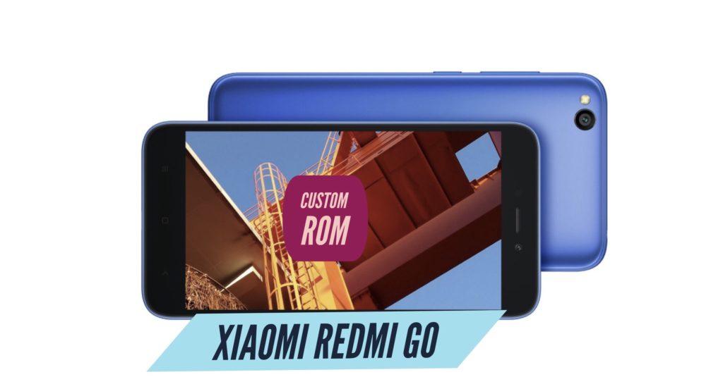 Xiaomi Redmi Go Custom ROM