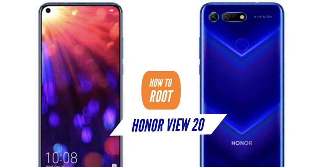 Root Honor View 20