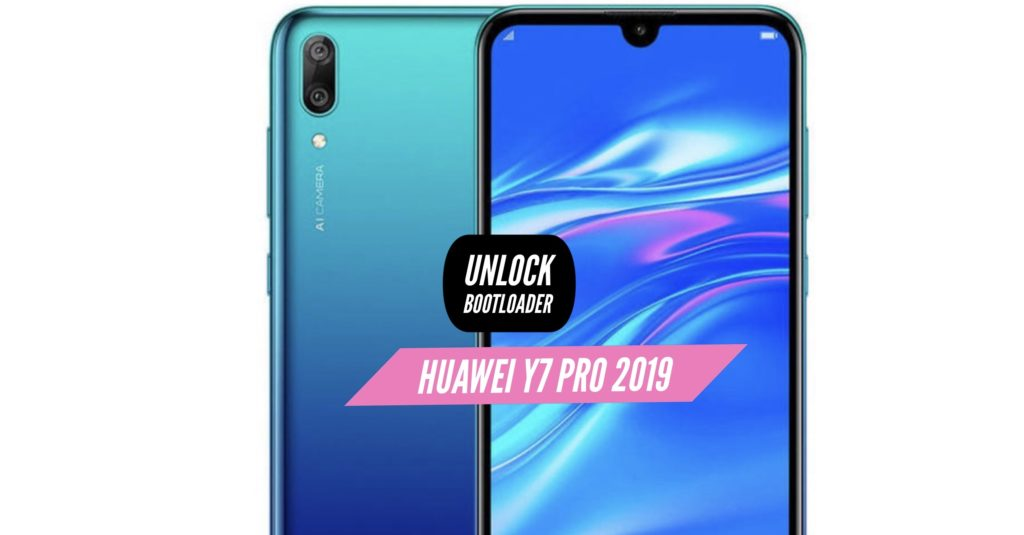 Unlock Bootloader Huawei Y7 Pro 2019
