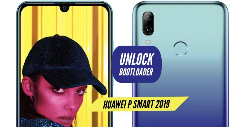 Unlock Bootloader Huawei P Smart 2019