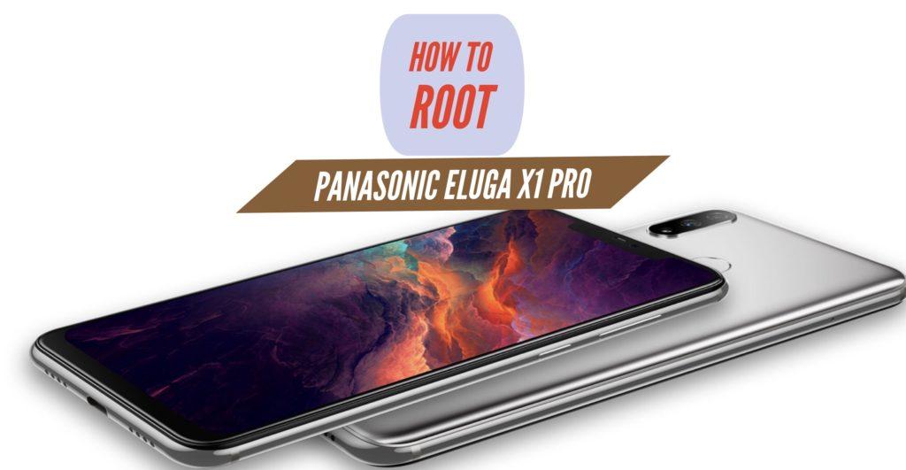 Root Panasonic Eluga X1 Pro