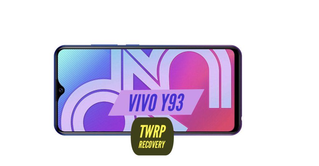 TWRP VIVO Y93