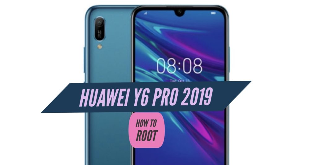 Root Huawei Y6 Pro 2019