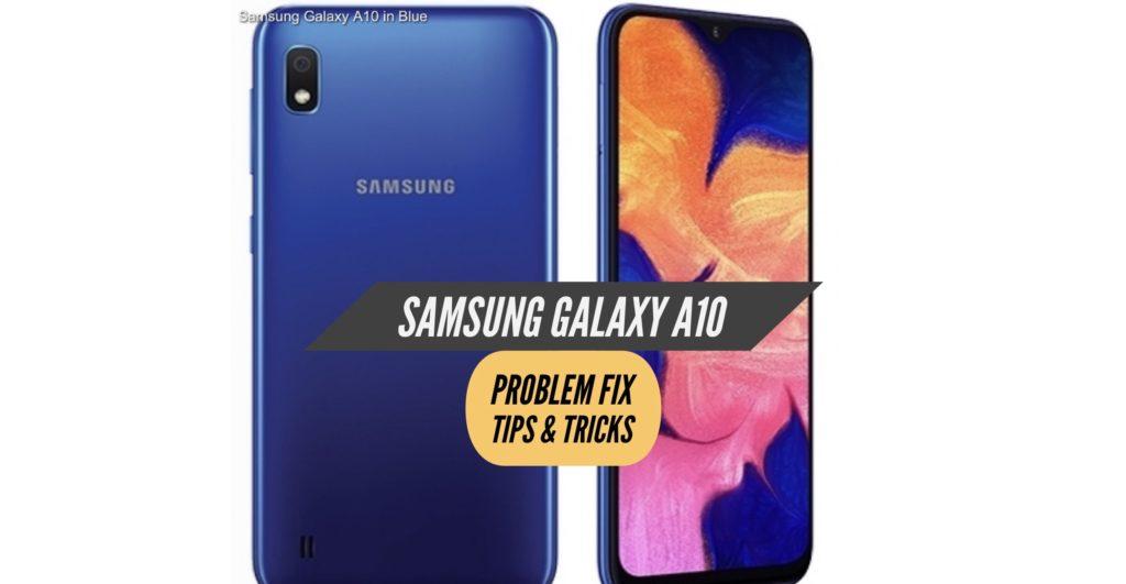 Samsung Galaxy A10 Problem Fix Issues Solution Tips & Tricks