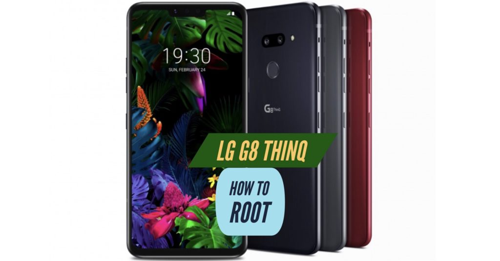 Root LG G8 ThinQ