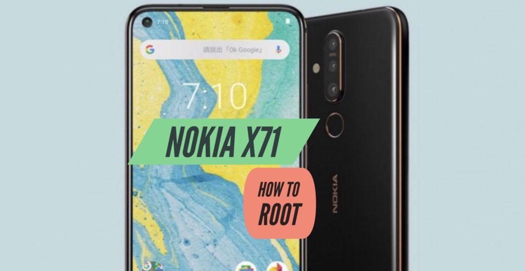 Root Nokia X71