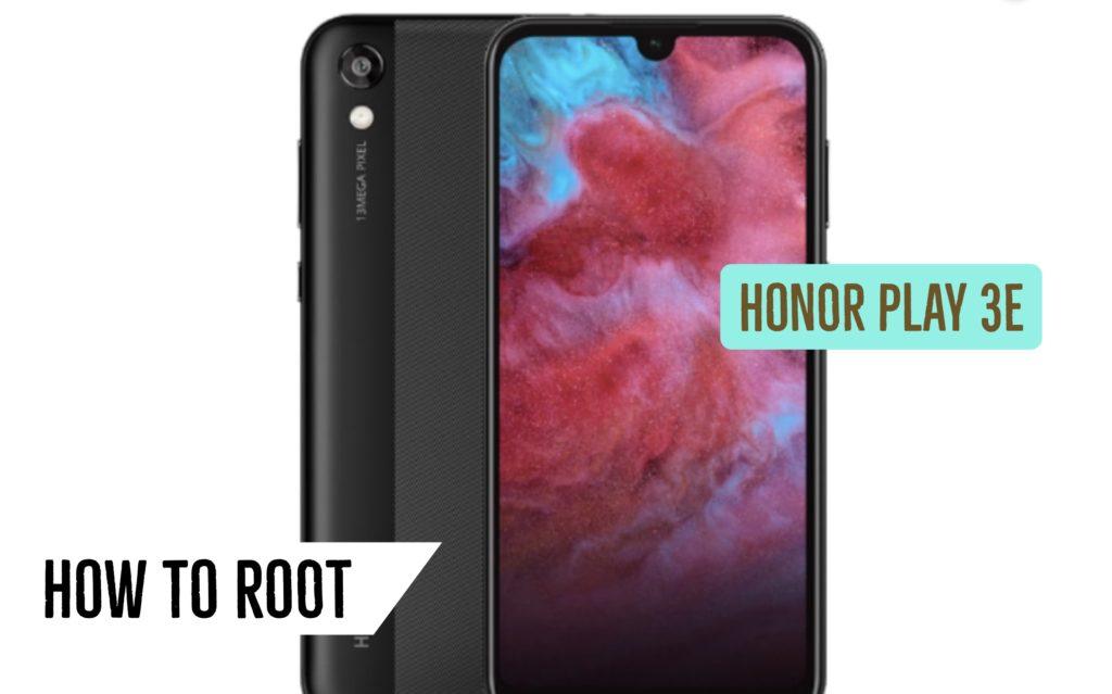 Root Honor Play 3E