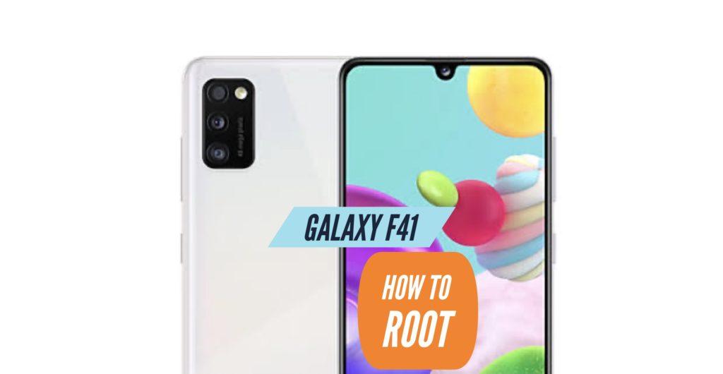 Root Galaxy F41