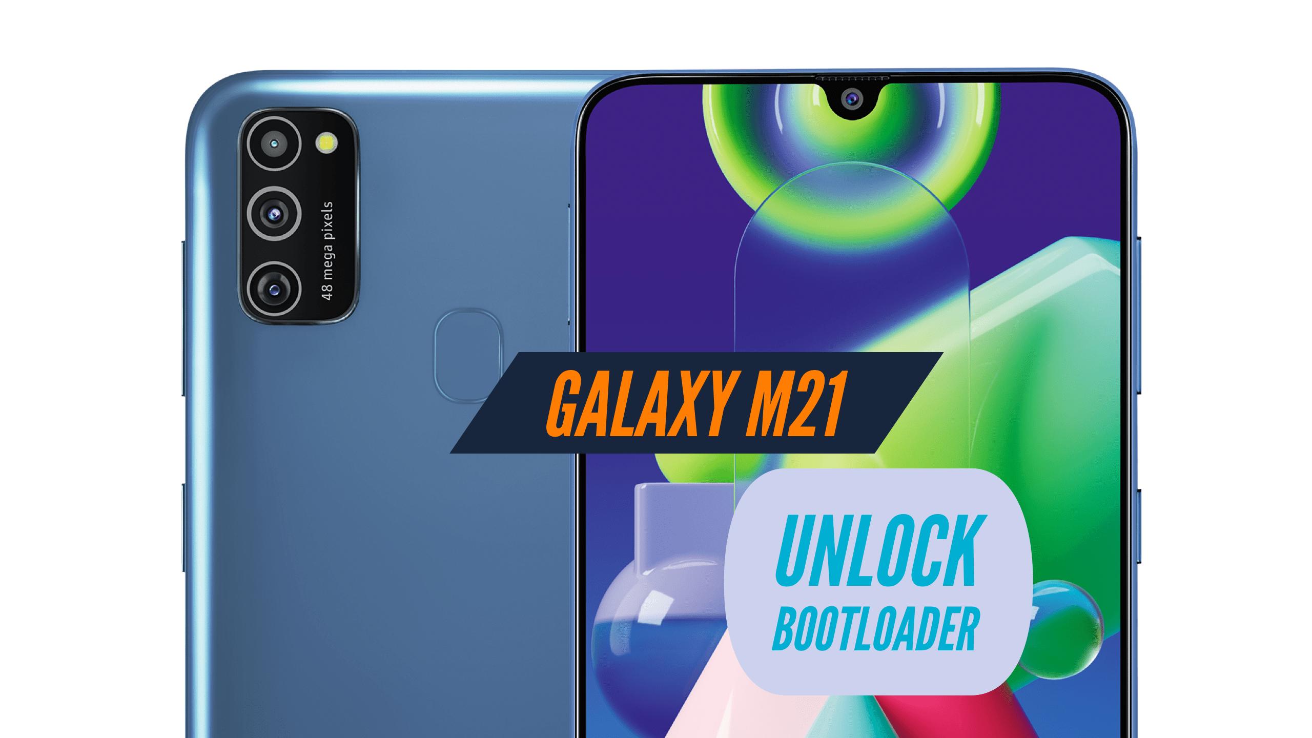 Unlock Bootloader Samsung Galaxy M21