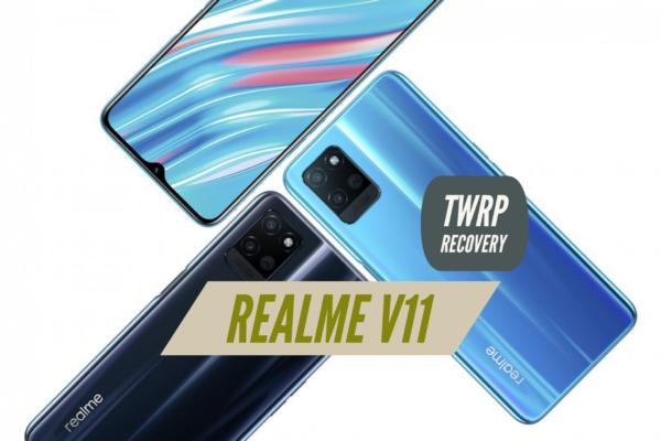TWRP Realme V11