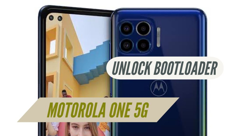 Unlock Bootloader Motorola One 5G