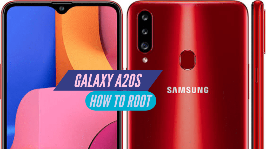 Root Samsung Galaxy A20s