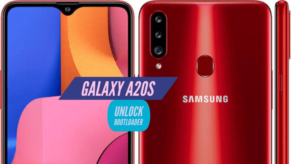Unlock Bootloader Samsung Galaxy A20s