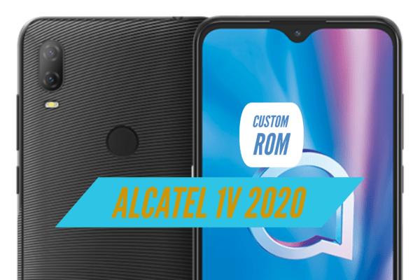Alcatel 1V 2020 Custom ROM