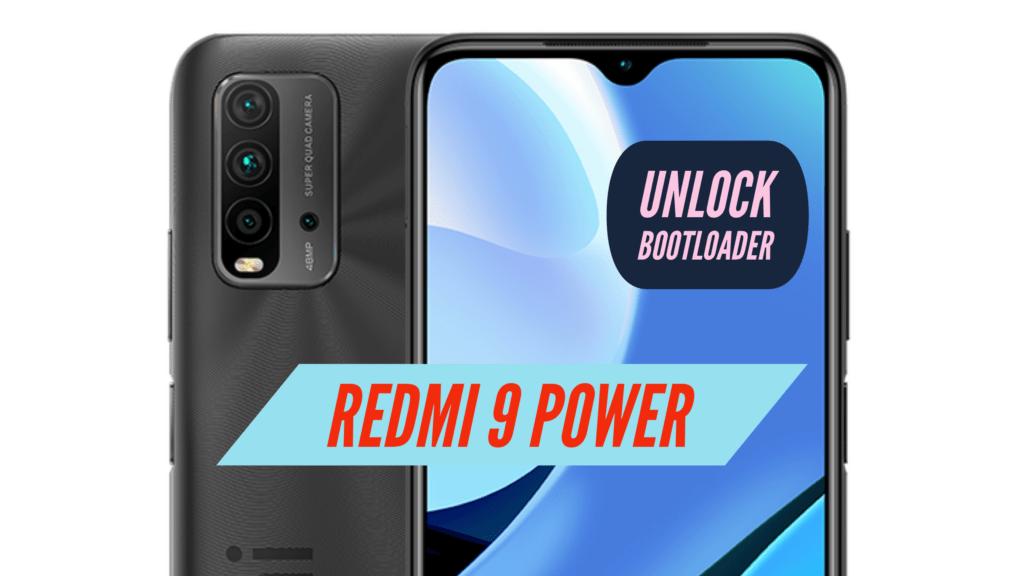 Unlock Bootloader Redmi 9 Power