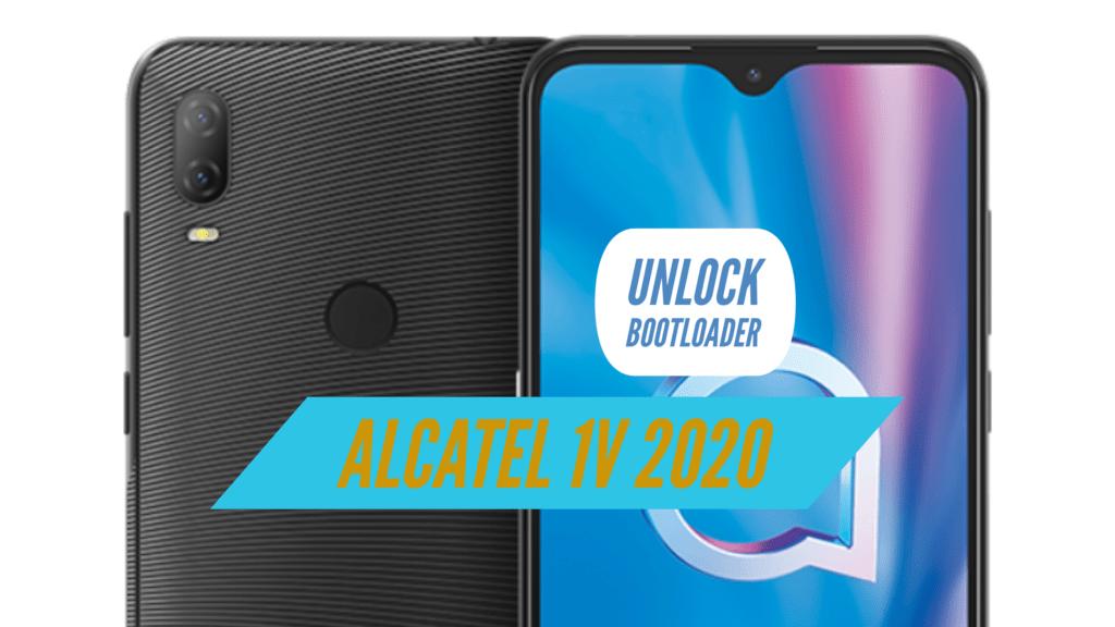 Unlock Bootloader Alcatel 1V 2020