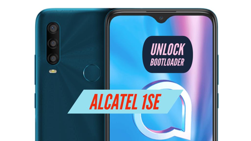 Unlock Bootloader Alcatel 1SE