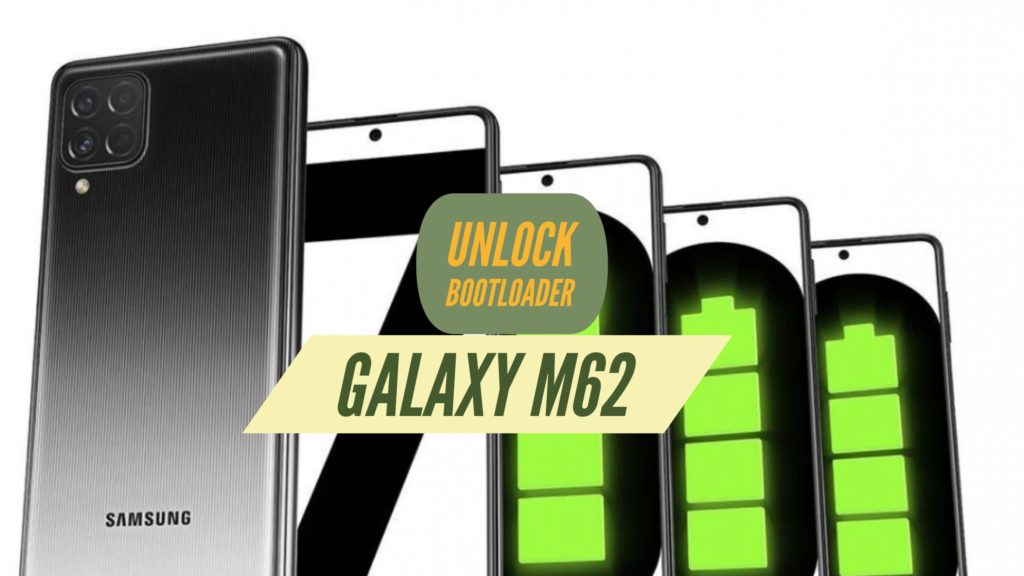 Galaxy M62 Unlock Bootloader