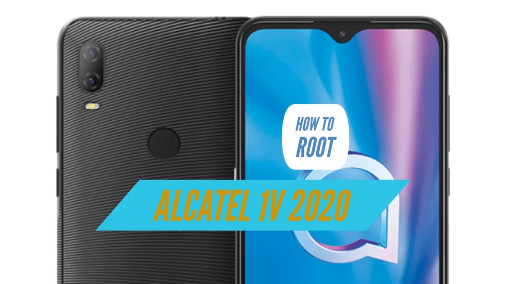 Root Alcatel 1V 2020
