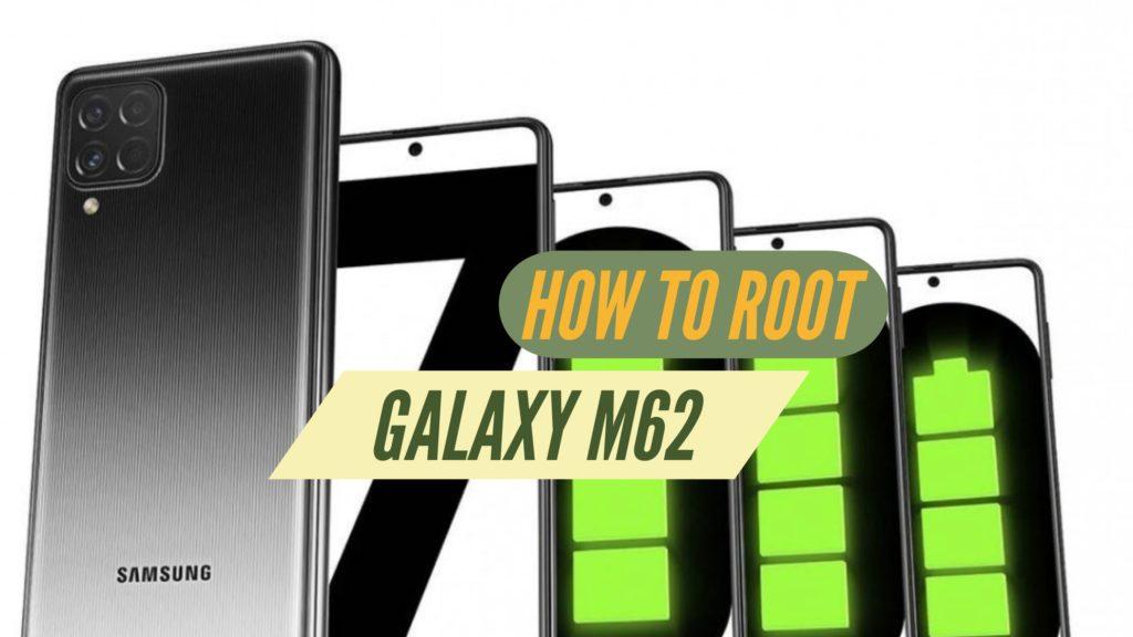 Root Galaxy M62