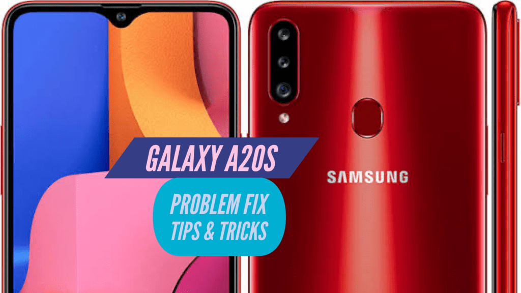Galaxy A20s Problem Fix Issues Solution TIPS & TRicks