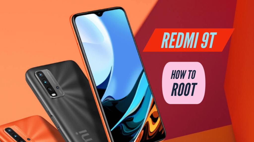 Root Redmi 9T