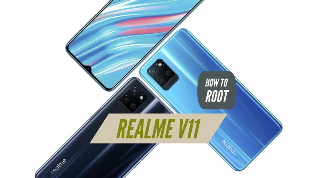 Root Realme V11