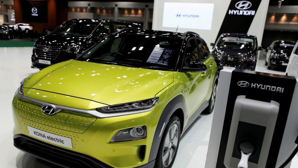 Apple & Hyundai Electric car