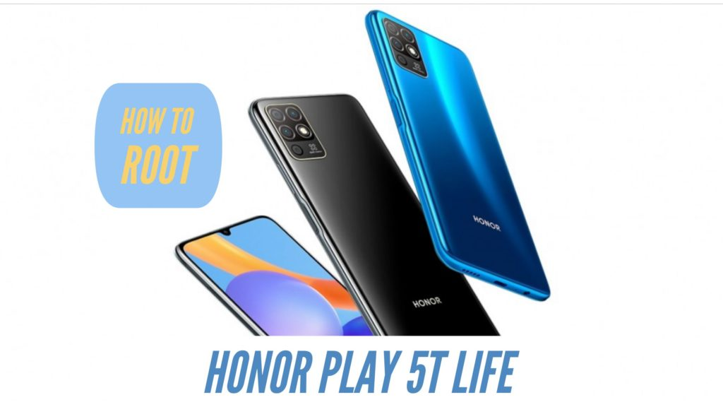 Root Honor Play 5T Life
