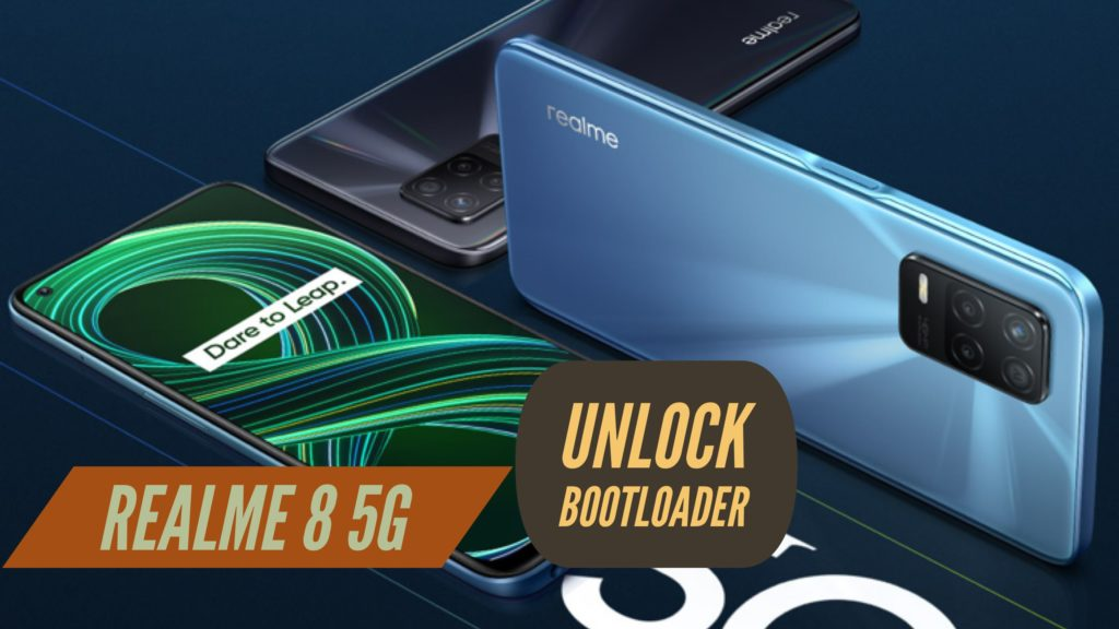 Realme 8 5G Unlock Bootloader