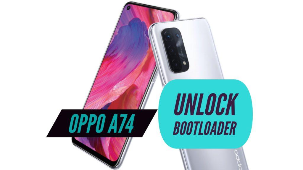 Unlock Bootloader OPPO A74